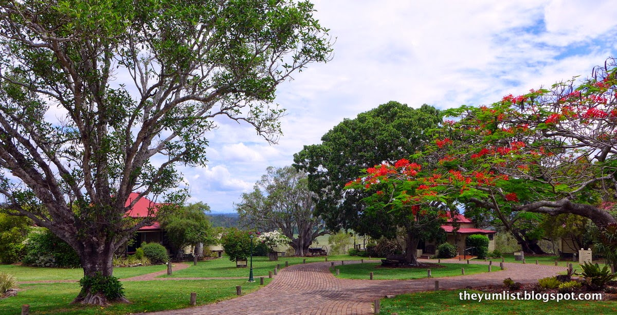 Grounds of Spicers Hidden Vale