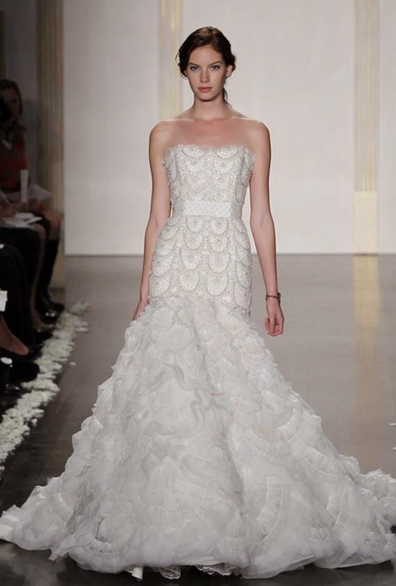 collection robes de mari e lazaro 2012 tout pour mon mariage On lazaro robes de mariée uk