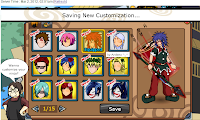 Cheat Ninja Saga NS All hair Style + All In Shop Terbaru April 2012