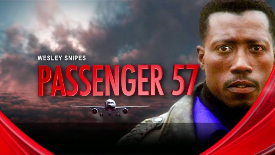 Alex Datcher Passenger 57