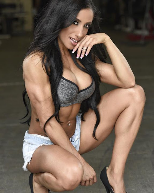 Narmin Assria - Female Fitness Models