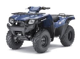 Kawasaki Brute Force 650 User Manual