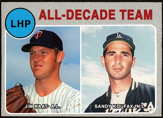 7740ac0de You may be surprised by my pick of Kaat as the American League s lefty of  the decade. But really