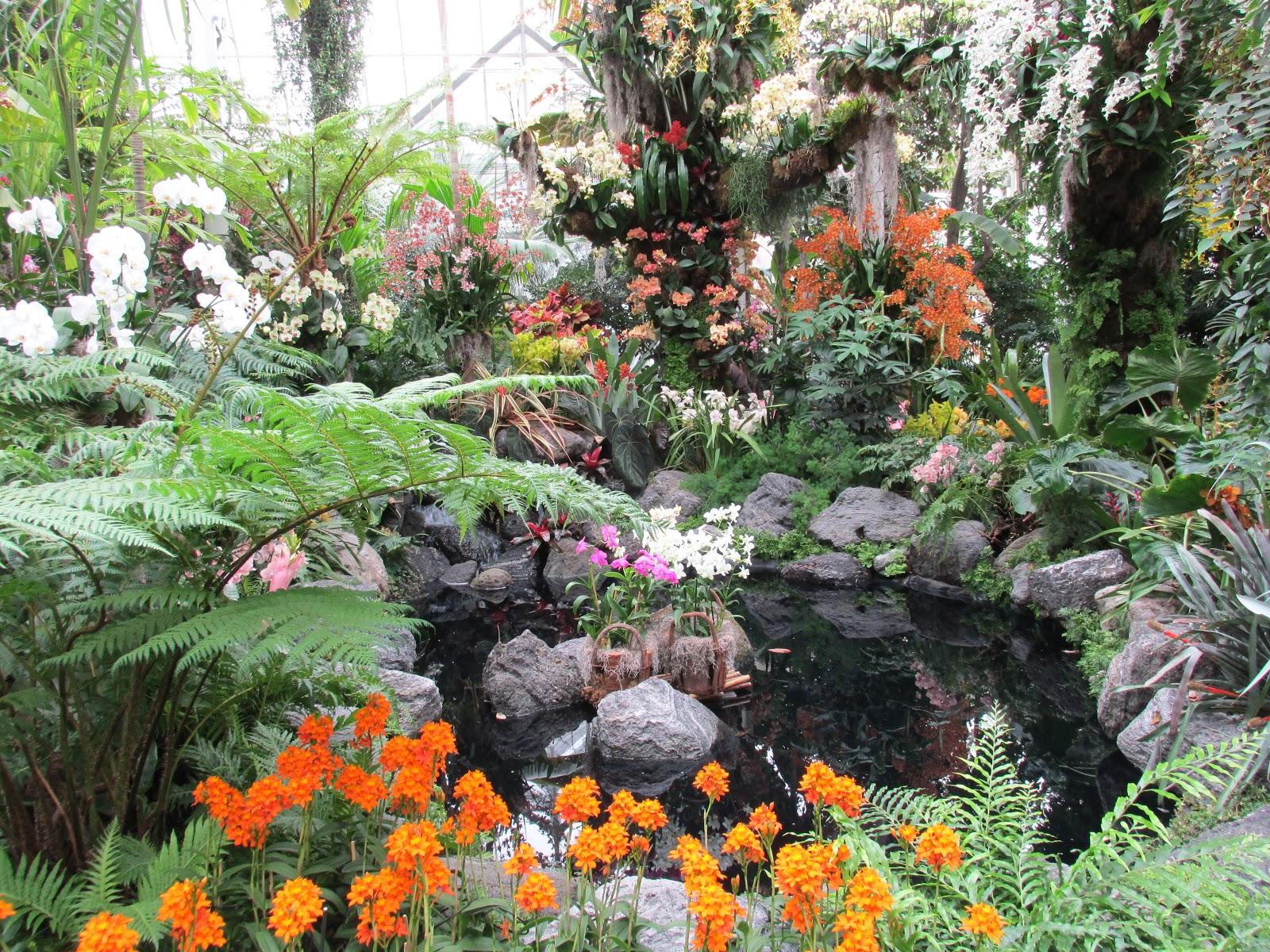 Garden glamour by duchess designs exploration for Botanical garden design