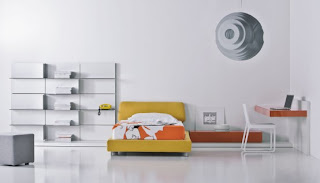 modern teenager bedroom design