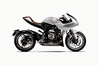 Production Turbocharged Motorcycle - Katana