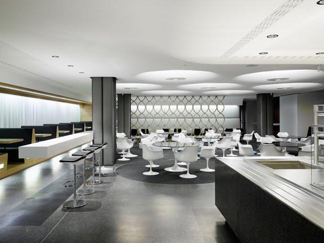 Arquitetura De Ilumina O Ilumina O De Cafeteria