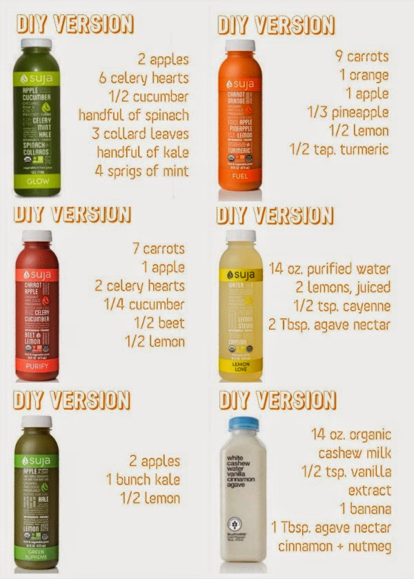 My renovated life diy 3 day suja juice cleanse in the meantime have you ever tried diying a juice cleanse or been interested in trying one share your thoughts malvernweather