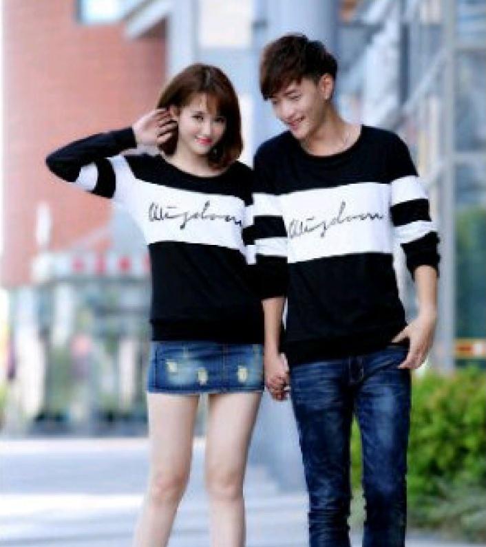 Jual Online Sweater Wisdom HP Murah di Bandung Bahan Babyterry Motif Terbaru Keren