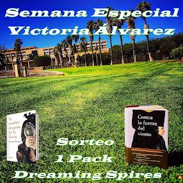 Semana especial Victoria Álvarez