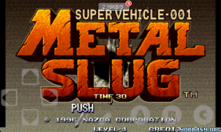 Download gratis game android metal slug1
