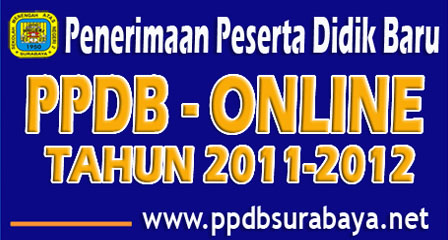 net - Pengumuman PPDB Surabaya 2012 - Bagi kalian yang mendaftar PPDB ...