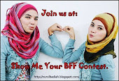 Show Me Your BFF Contest by NurulBadiah
