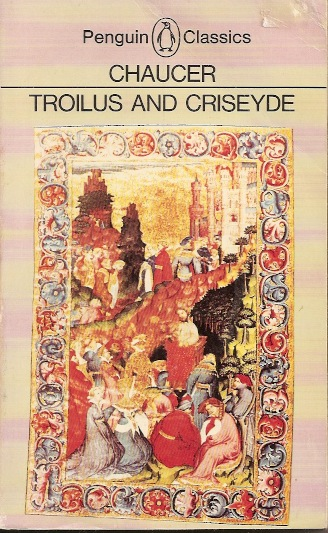 troilus and criseyde chaucer essays Read research paper on geoffrey chaucer's troilus and criseyde free essay and over 88,000 other research documents research paper.