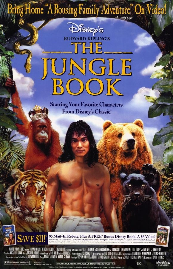 Cậu Bé Rừng Xanh - Jungle Book