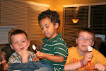 3 Grandsons