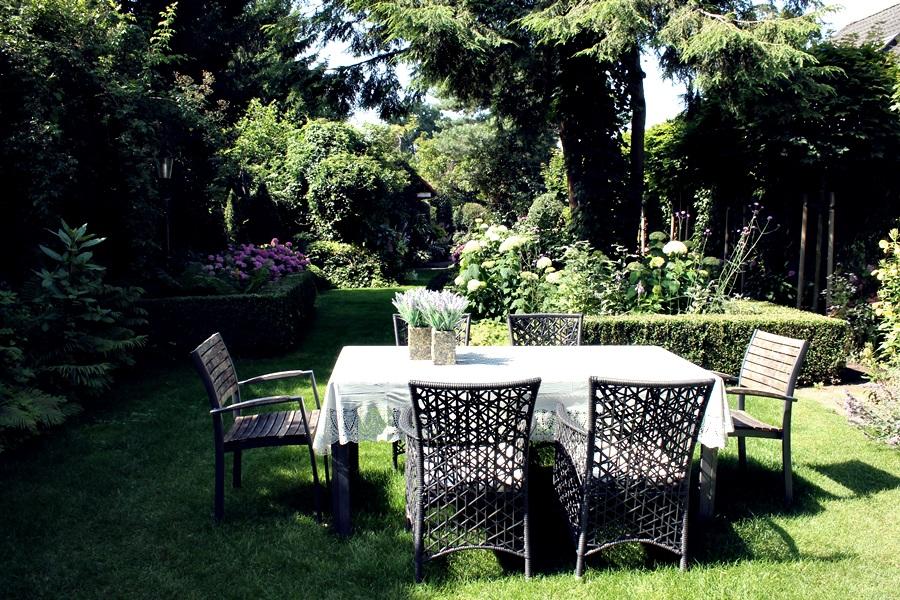 wohnlust: rosamunde pilcher, Garten und bauen
