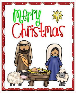Nativity Cards - Printable