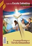 capa da lição da escola sabatina