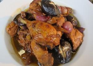 Resep Ayam: Ayam Masak Bawang Merah