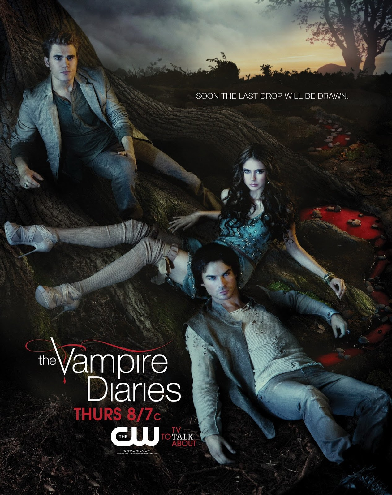 the vampire diaries poster gallery6 tv series posters