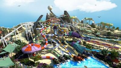 cari-info-menarik.blogspot.com - Ini Dia Waterpark Terbesar Di Dunia Yang Akan Segera Di Buka
