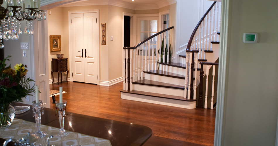 Home builders in waterloo homes for sale guelph ontario for Interior design living room entrance