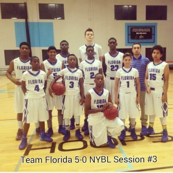 Palm Beach Bulls Basketball Th Grade Team
