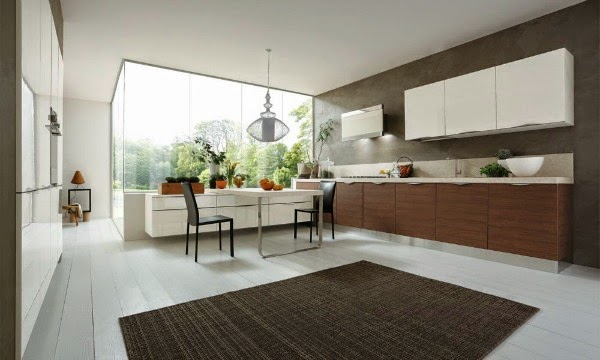 Consigli per la casa e l' arredamento: arredare la cucina con il ...