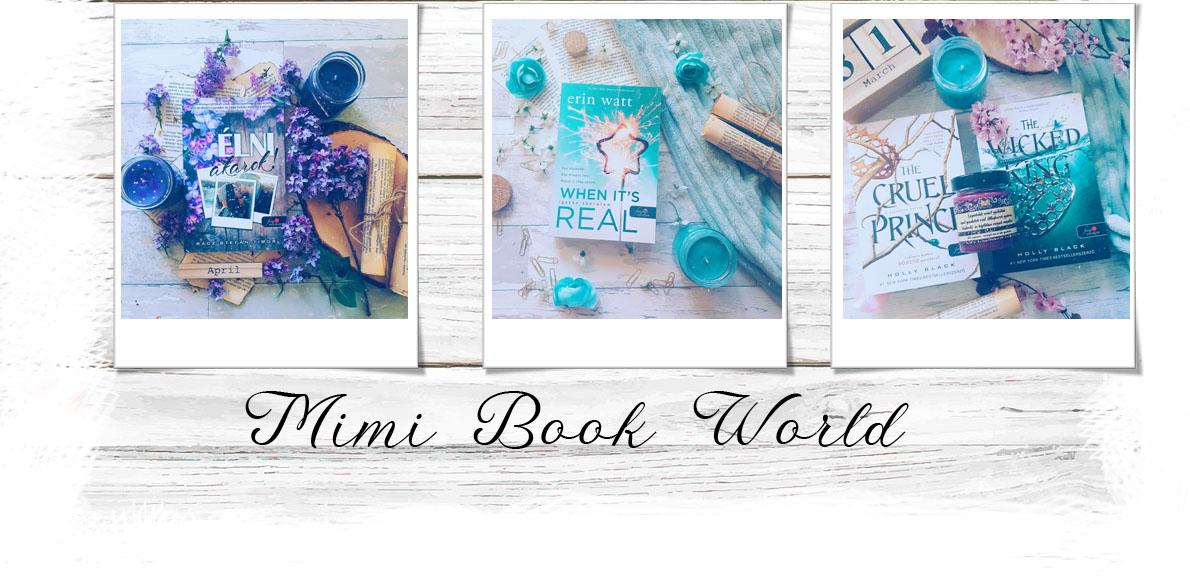 Mimi Könyves blogja