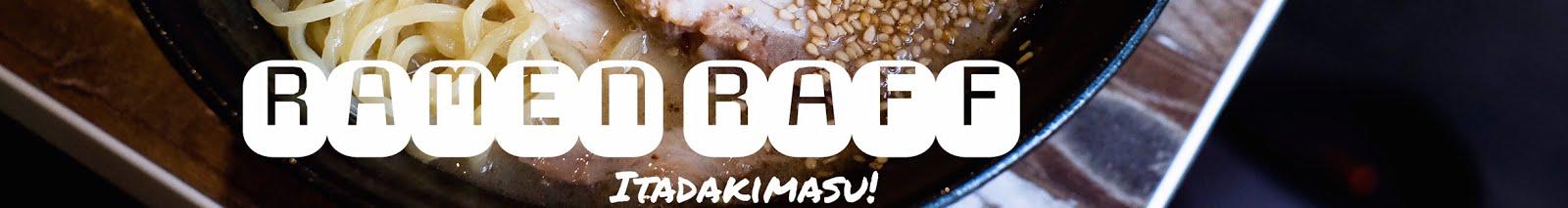 Ramen Raff - Sydney Food and lifestyle Blog