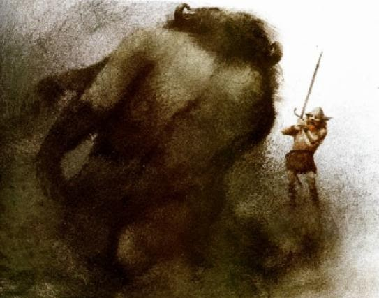 descriptive essay on beowulf This scheme of work follows kevin crossley-hollands beowulf and then uses  some of the explored are used in the students own descriptive writing some of  the.