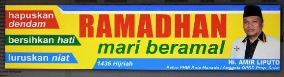 BERAMAL for MANADO