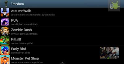 Freedom Apk v1.0.8a – Compre itens dentro dos jogos