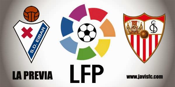 Previa Eibar Vs Sevilla FC