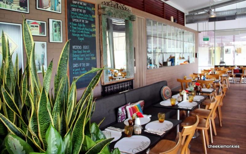 Cafe Near Mountbatten Mrt