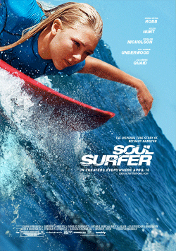 Nhà Vô Địch Lướt Ván Một Tay - Soul Surfer (2011) Poster