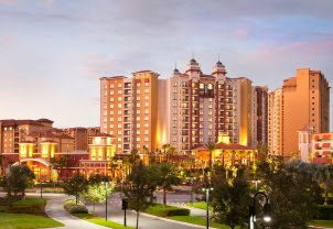 Wyndham Grand Orlando, Florida