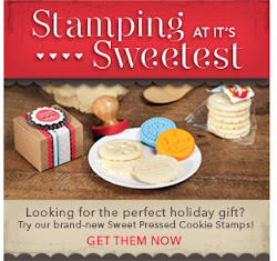Stampin Cookie Stamps