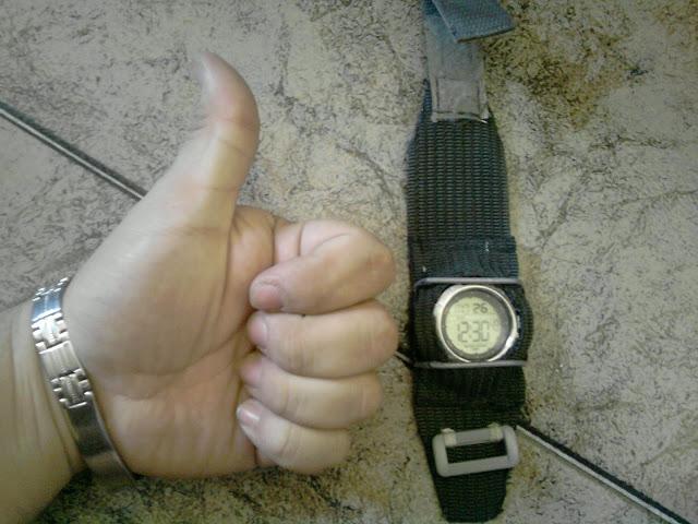 Como hacer una correa para reloj con los enganches rotos