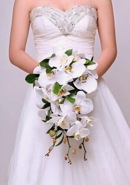 Bí quyết chọn hoa cưới cho ngày cưới