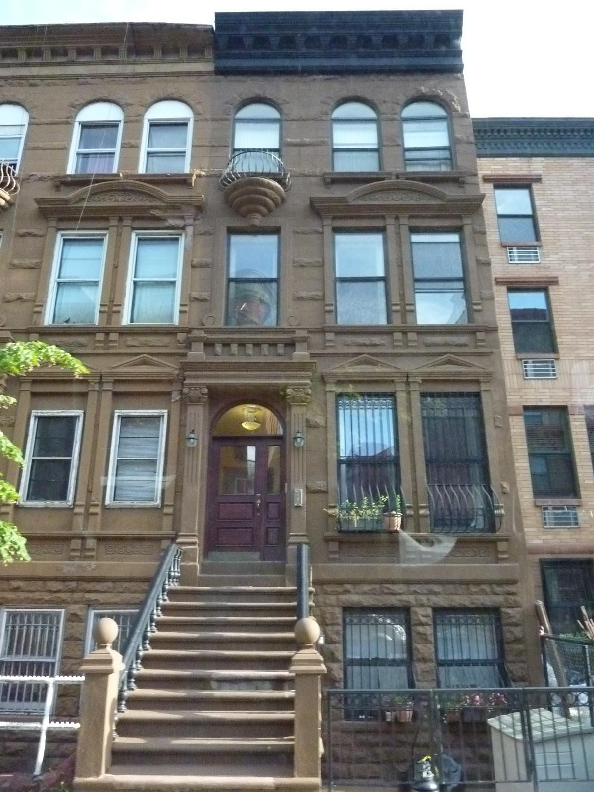 Mis detectives favorit s noviembre 2012 - Casas en nueva york ...