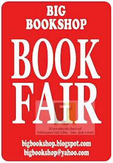 Big Bookshop Book Fair 2013