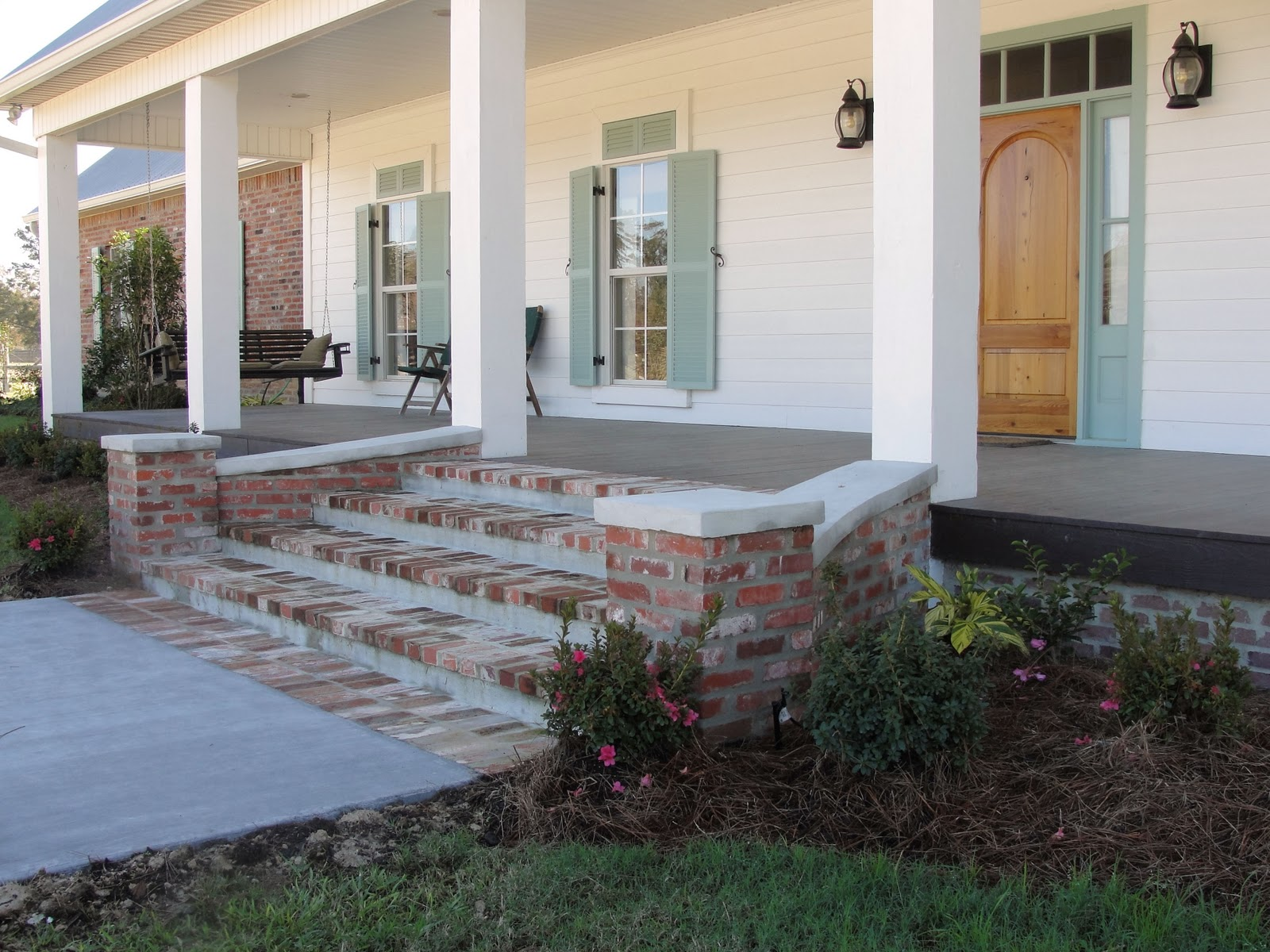 Front Porch Steps : Life as we know it lovely thanksgiving