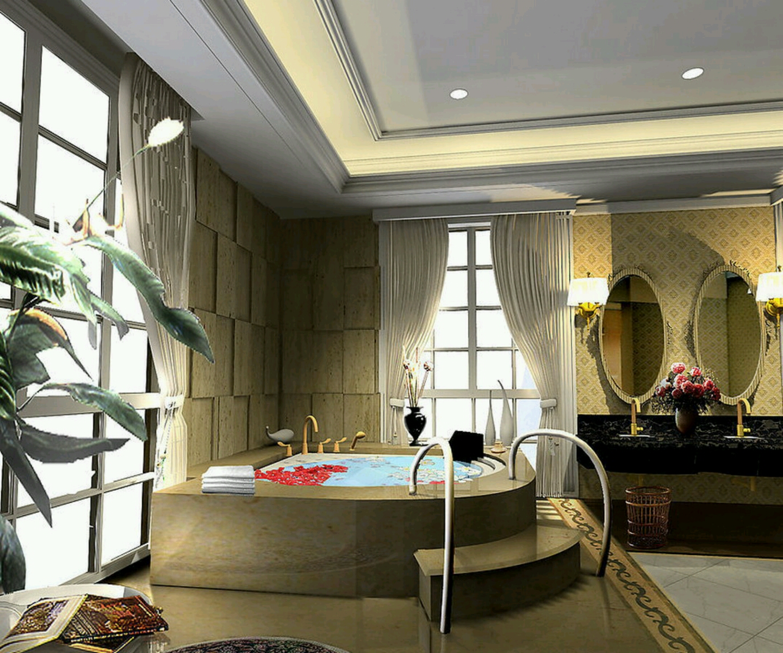 Luxury Bathrooms Designs Ideas