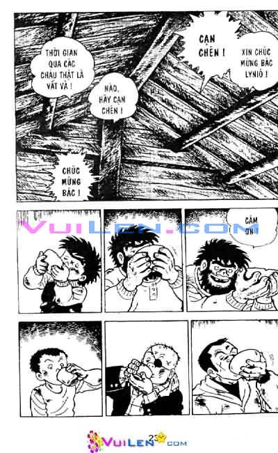 Siêu quậy Teppi chap 39 - Trang 20