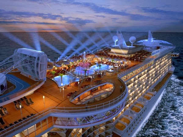 anus cruise ships