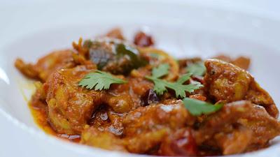How to make Achari Chicken