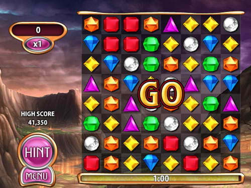 all free games no downloading bejeweled 2