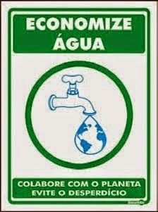 Sem água, não existe vida